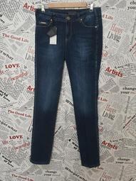 Разбитые серии джинсы, брюки