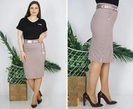 Большие размеры юбки