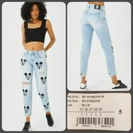 Jeans Pants A.M.N.