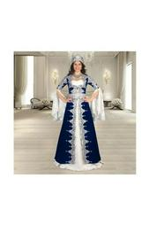 Мусульманская одежда нарядная
